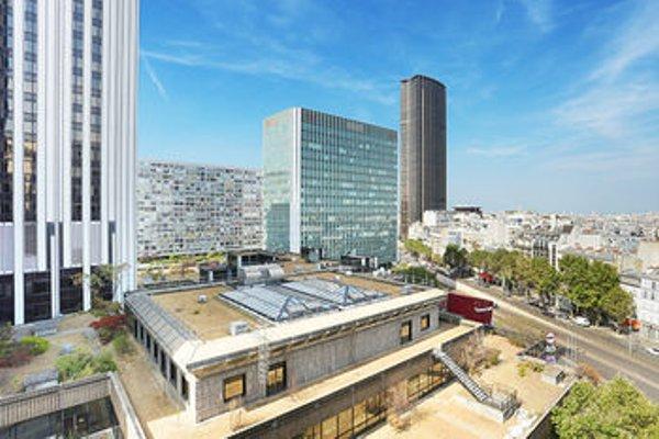 Montparnasse Terrace - 11