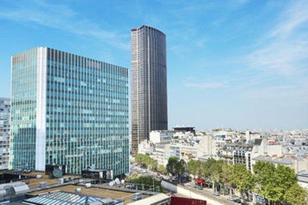 Montparnasse Terrace - 14
