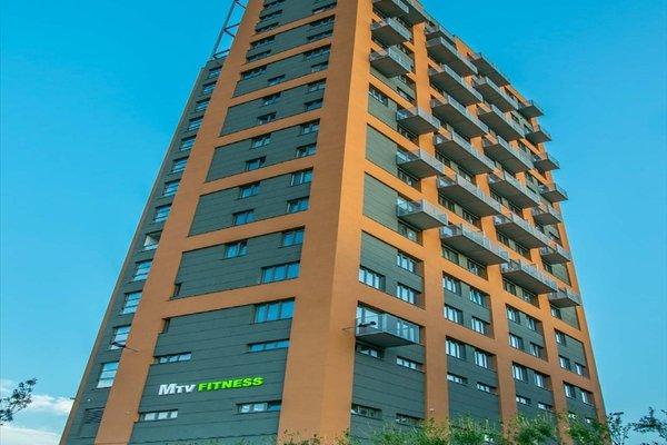 Eliska Tower Apartments Prague - фото 12