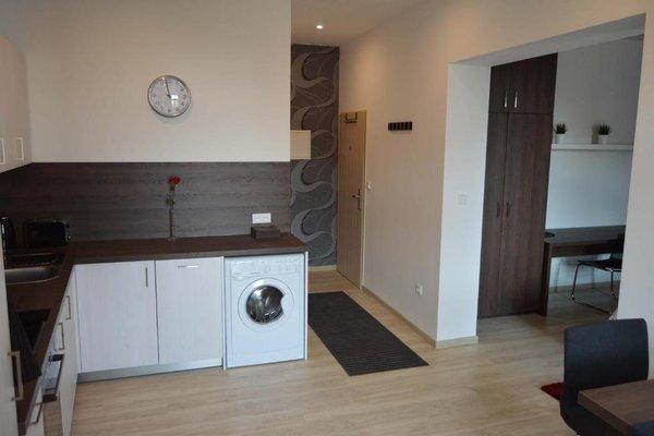 Atrium Apartments - фото 12
