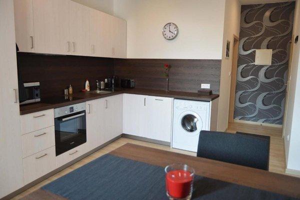 Atrium Apartments - фото 14