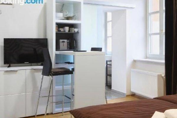 Atrium Apartments - фото 20