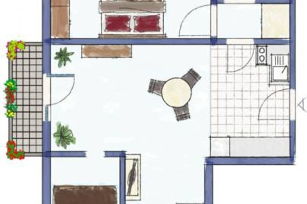 Land-Apartments - фото 20