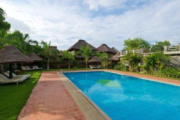 Sparsa Resort Thiruvanamalai - фото 20