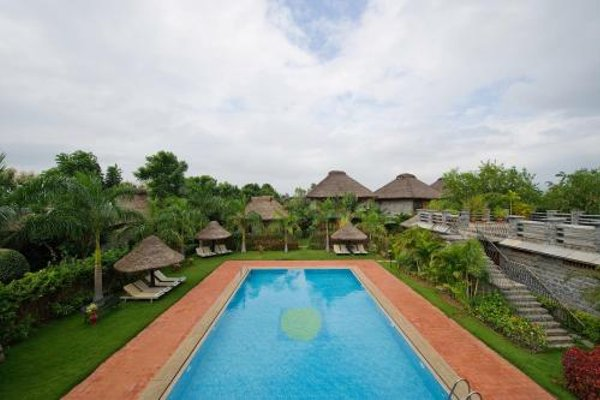 Sparsa Resort Thiruvanamalai - фото 21