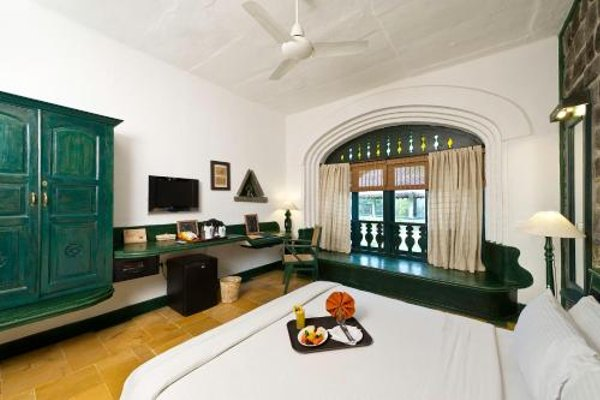Sparsa Resort Thiruvanamalai - фото 4
