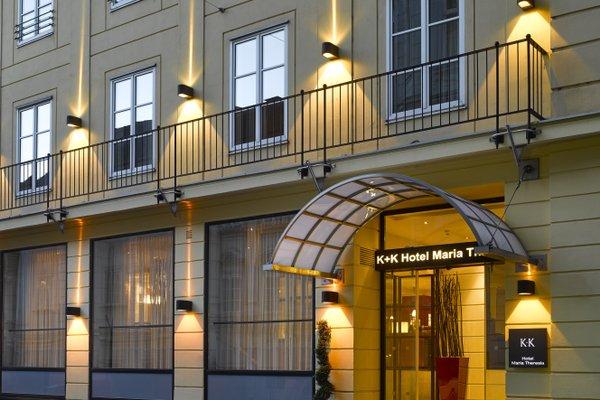 K+K Hotel Maria Theresia - фото 23