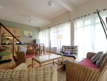 Гестхаус Ambong-Ambong Langkawi Rainforest Retreat