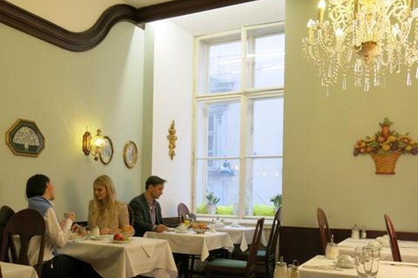 Pertschy Palais Hotel - фото 12