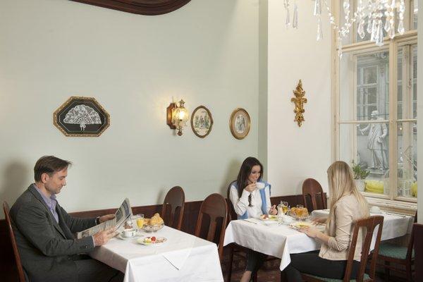 Pertschy Palais Hotel - фото 13