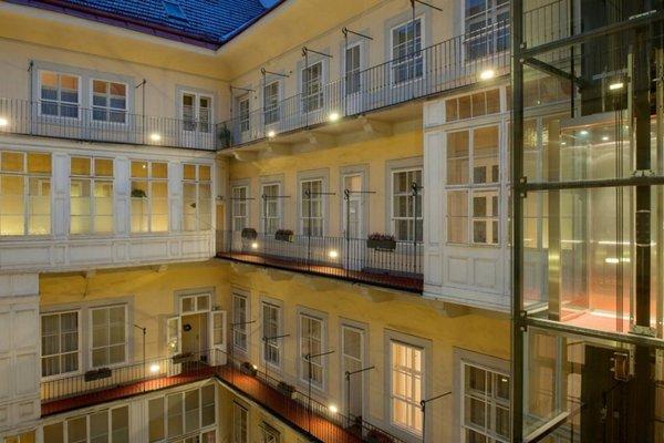 Pertschy Palais Hotel - фото 21