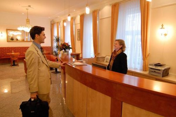 Drei Kronen Hotel Wien City - фото 19
