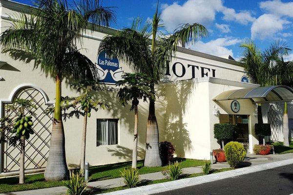 Hotel Las Palomas Express - 21