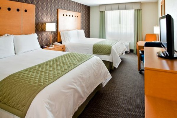 Holiday Inn Express & Suites Monterrey Aeropuerto - фото 50
