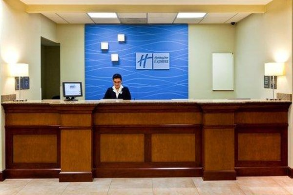 Holiday Inn Express & Suites Monterrey Aeropuerto - фото 10