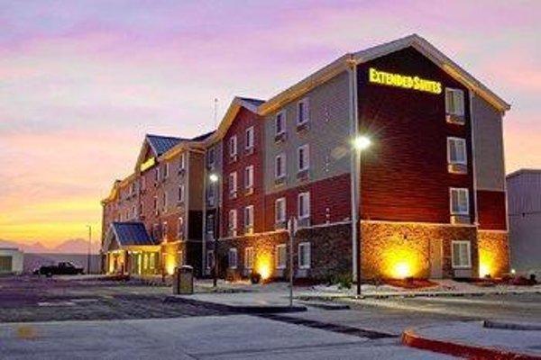 Hotel Extended Suites Monterrey Aeropuerto - 23
