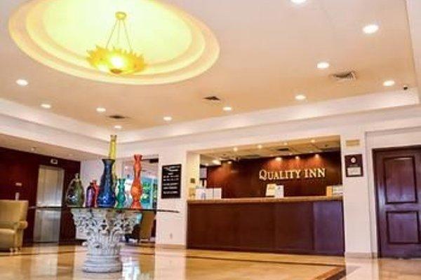 Quality Inn Monterrey La Fe - фото 14