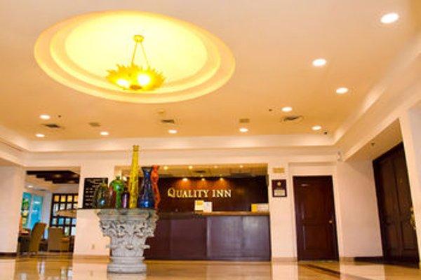 Quality Inn Monterrey La Fe - фото 15