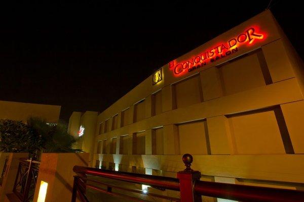 Hotel San Luis Lindavista - фото 16