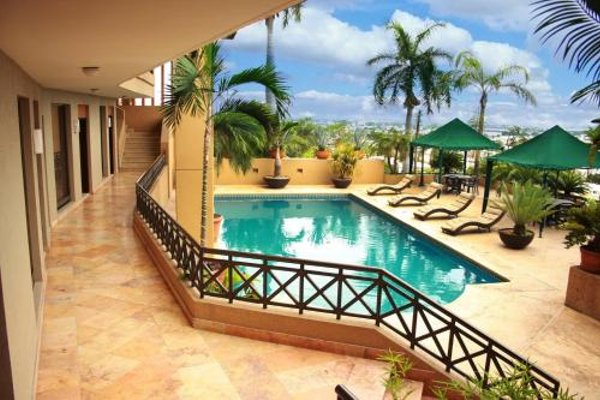 Hotel San Luis Lindavista - фото 22