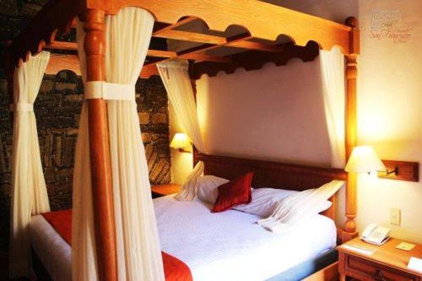 Hotel Posada San Francisco Tlaxcala - фото 50