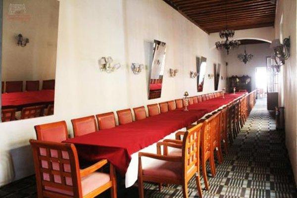 Hotel Posada San Francisco Tlaxcala - фото 14