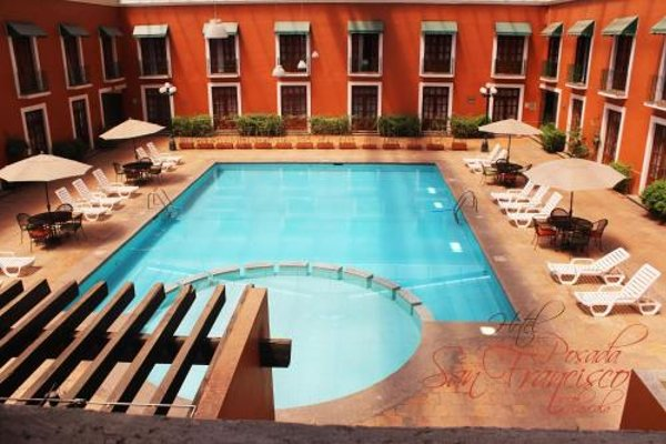 Hotel Posada San Francisco Tlaxcala - фото 20