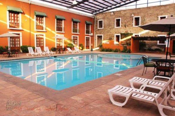 Hotel Posada San Francisco Tlaxcala - фото 21