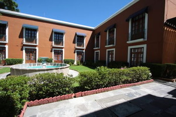 Hotel Posada San Francisco Tlaxcala - фото 22