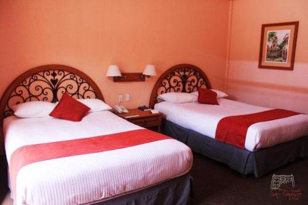 Hotel Posada San Francisco Tlaxcala - фото 4