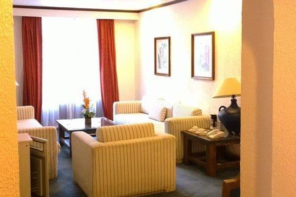 Hotel Posada San Francisco Tlaxcala - фото 6