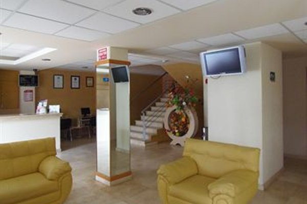 Hotel Senorial Tlaxcala - 15
