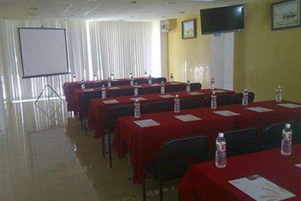 Hotel Senorial Tlaxcala - 17