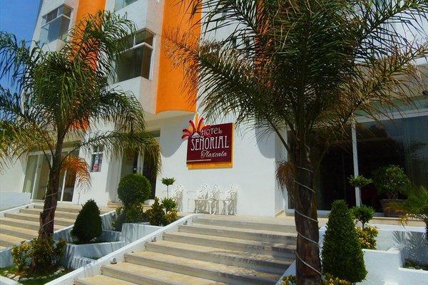 Hotel Senorial Tlaxcala - 20