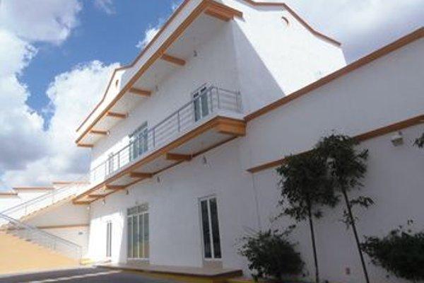Hotel Senorial Tlaxcala - 21