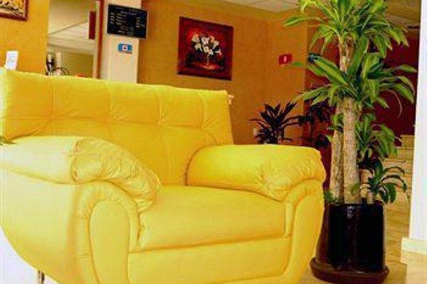 Hotel Senorial Tlaxcala - 8