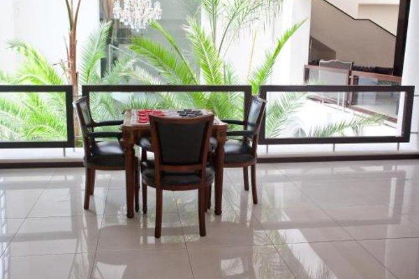 Hotel Clara Luna - фото 12