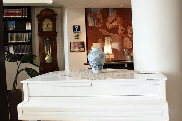 Hotel Clara Luna - фото 22