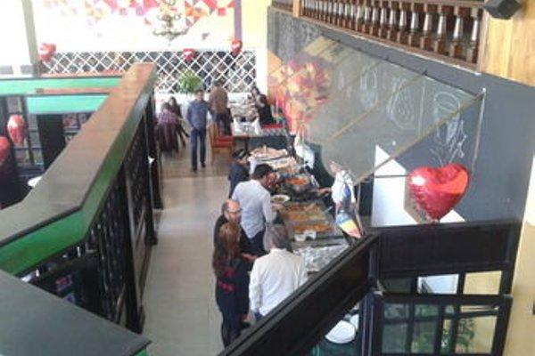 Hotel Plaza Zacatecas - 14