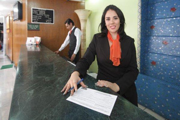 Hotel Plaza Zacatecas - 16