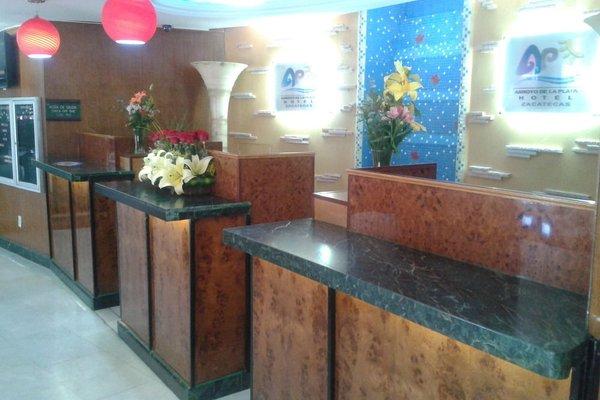 Hotel Plaza Zacatecas - 17
