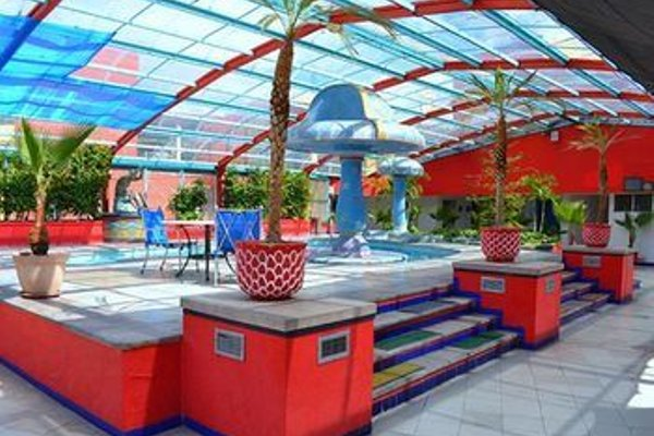 Hotel Plaza Zacatecas - 19