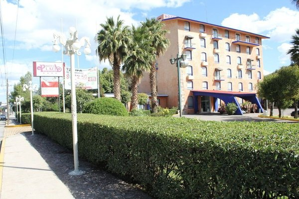 Hotel Plaza Zacatecas - 20