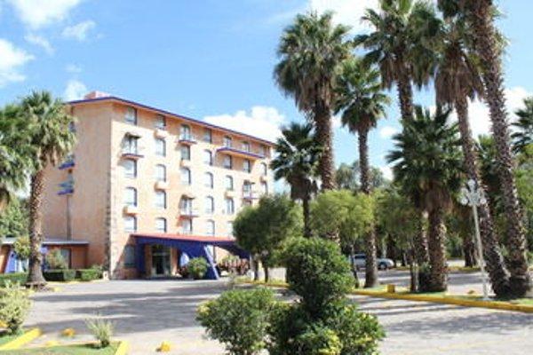 Hotel Plaza Zacatecas - 22