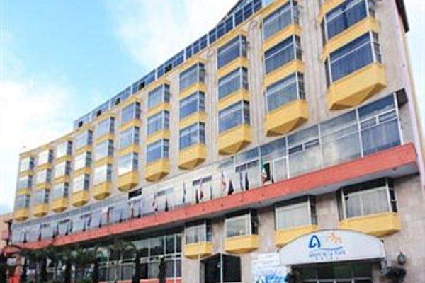 Hotel Plaza Zacatecas - 23