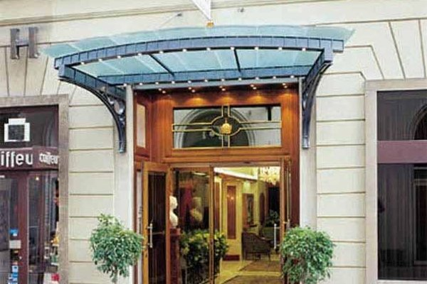 Hotel Kaiserin Elisabeth - фото 36