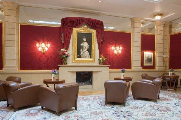 Hotel Kaiserin Elisabeth - фото 18