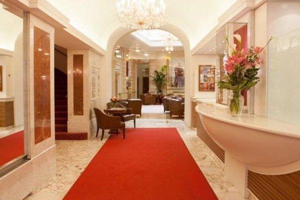 Hotel Kaiserin Elisabeth - фото 19