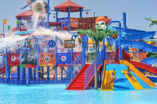 Отель Jaz Makadi Oasis Resort - фото 19