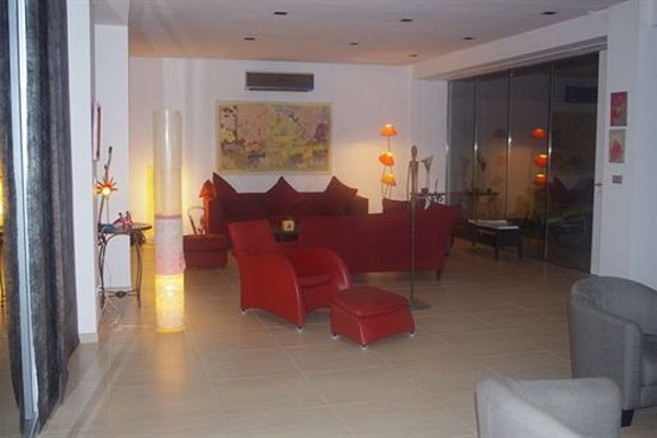 Hotel Maison Rouge Cotonou - 13